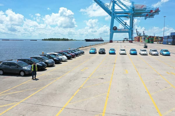 New Distribution Center Opens To Support APM Terminals Mobile