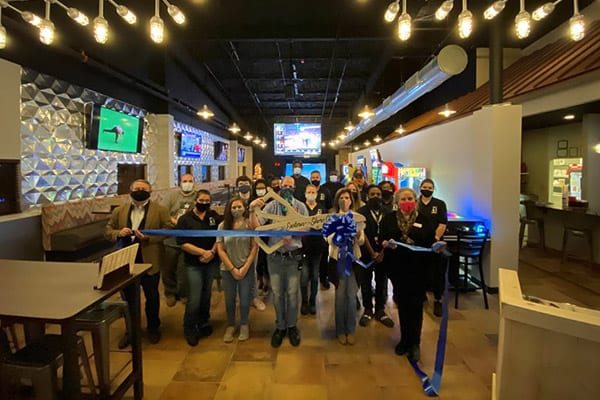 """""""Barcade"""" Opens At Eastern Shore Lanes"""