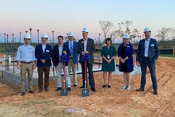 Segers Breaks Ground on Engine Testing Facility