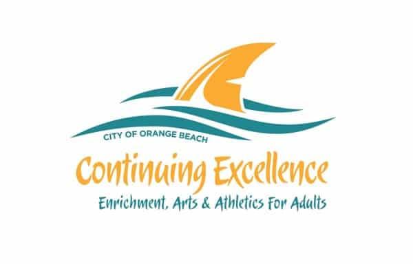 Orange Beach Activities Set
