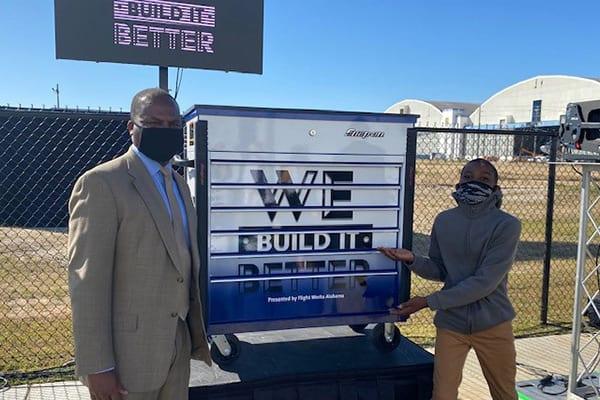"""We Build It Better"" Picks 11 Mobile County Schools"