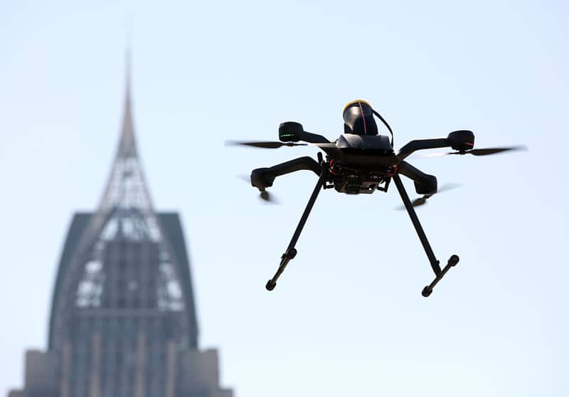 Deuce Drone to Begin Flights In May