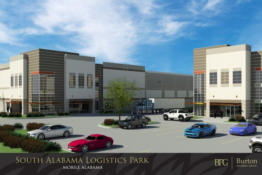 Major Industrial Park Development For Theodore