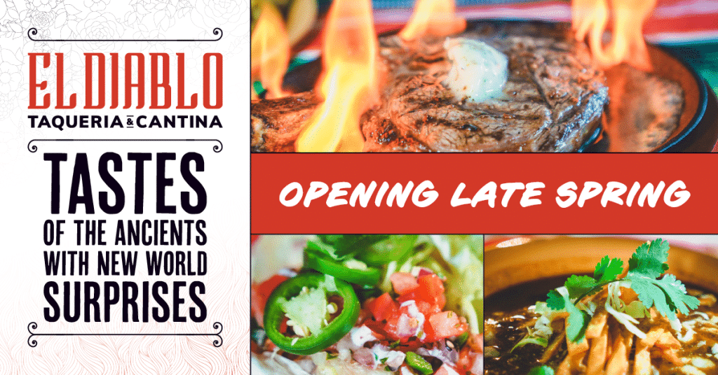 New OWA Restaurant Opening Soon