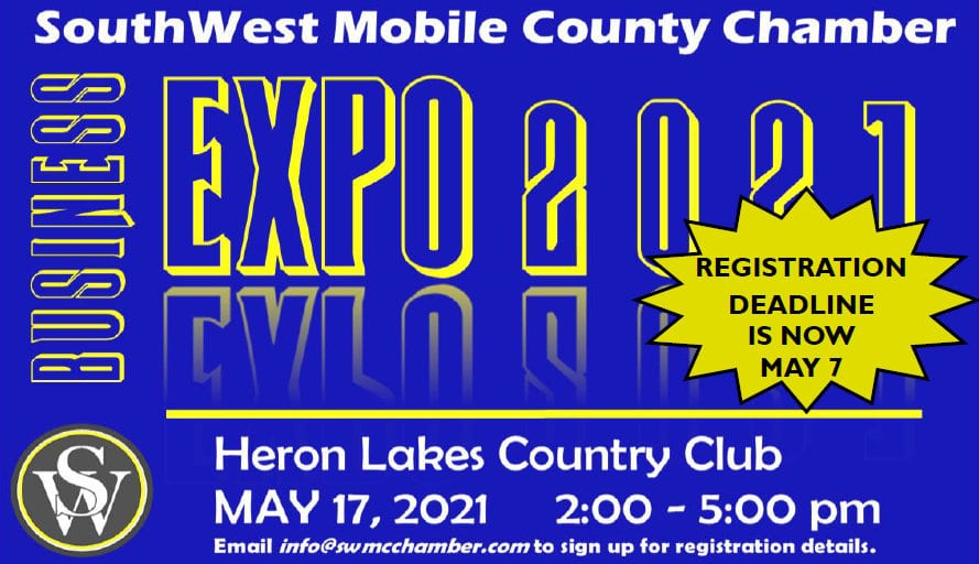 Southwest Mobile County Chamber to Host Stimpson