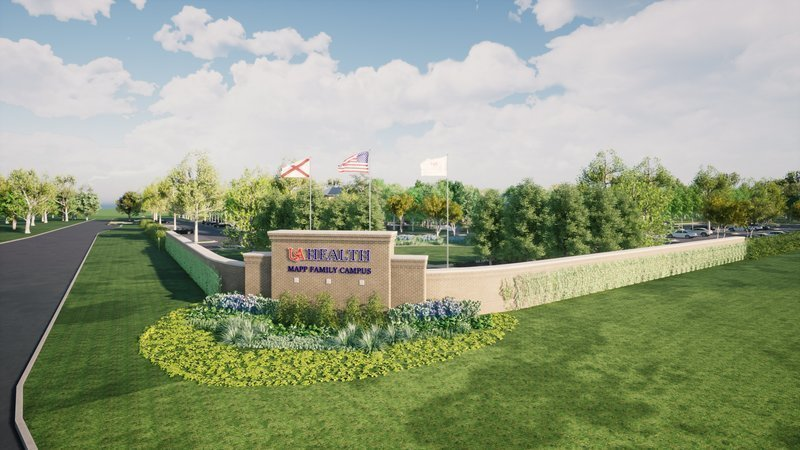USA Health Expected To Break Ground On Fairhope Building This Year
