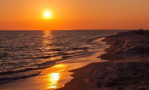 Dauphin Island Opens West End Beach
