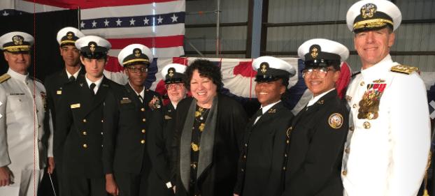 Davidson Grad Receives NROTC Scholarship
