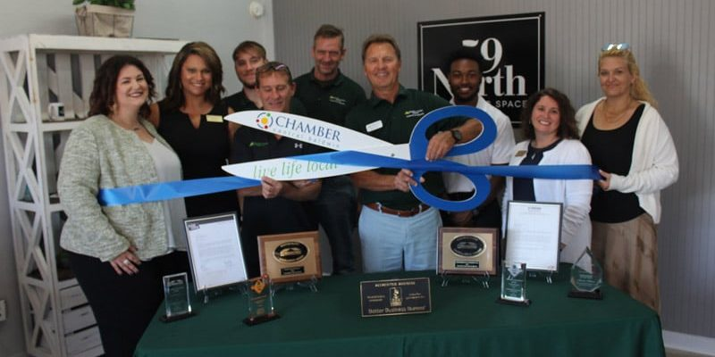 Continental Roofing Company Cuts Ribbon On New Location