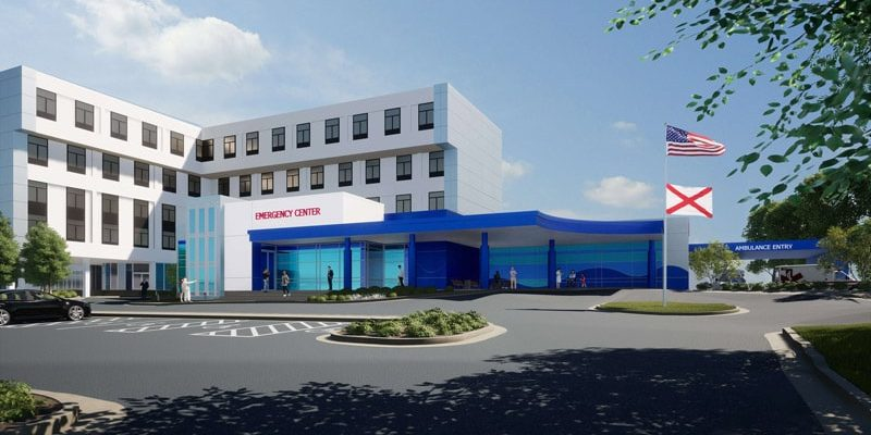 State Commits More Funds to USA Health Pediatric Center